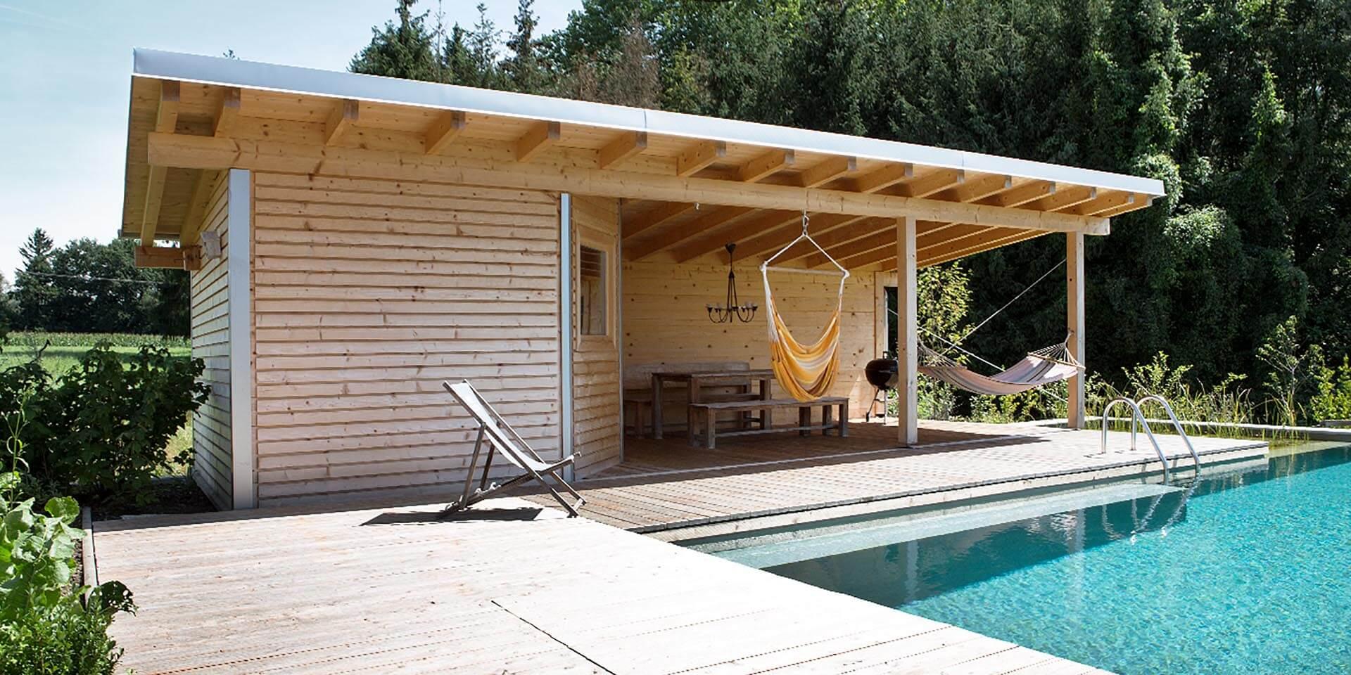 Gartenhaus Konfigurator - Individuelles Gartenhaus selber planen
