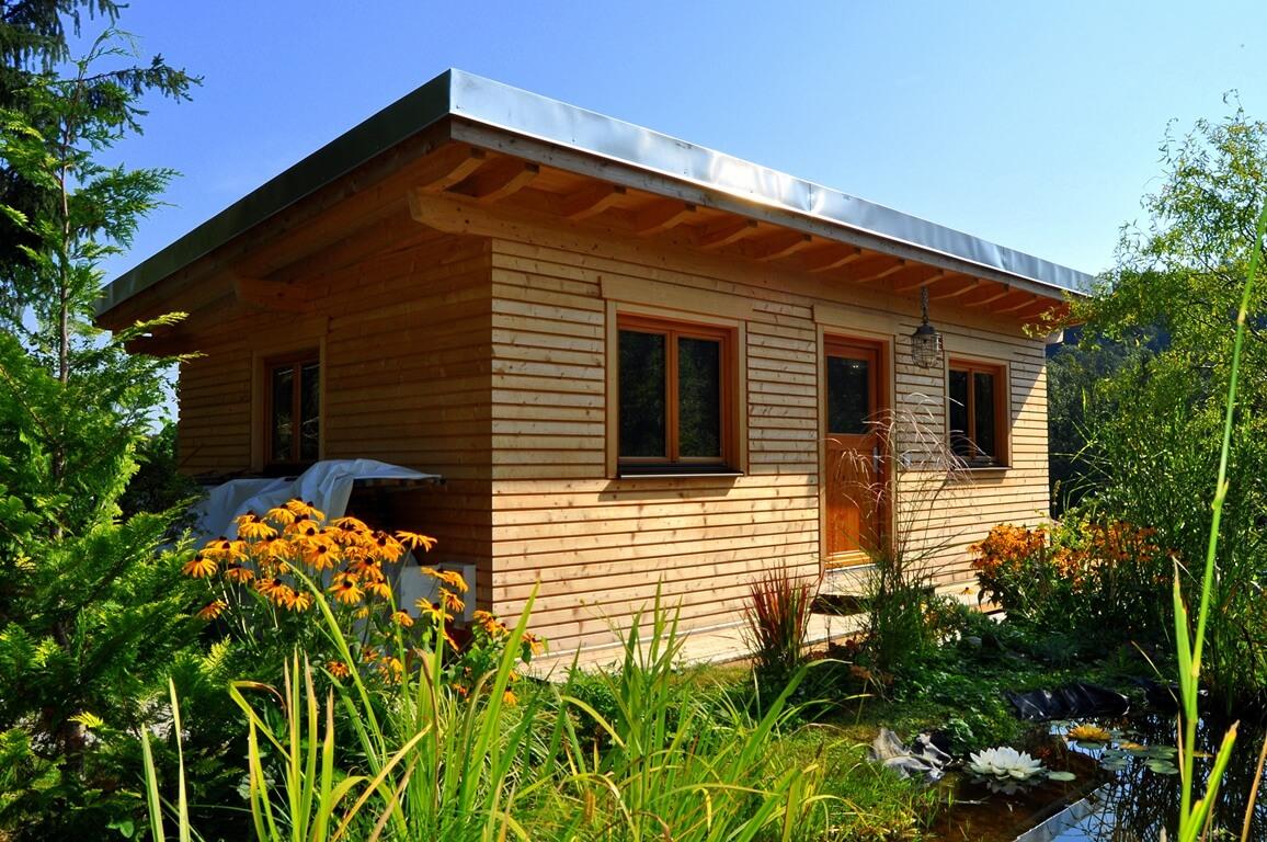 Gartenhaus Aus Folie
