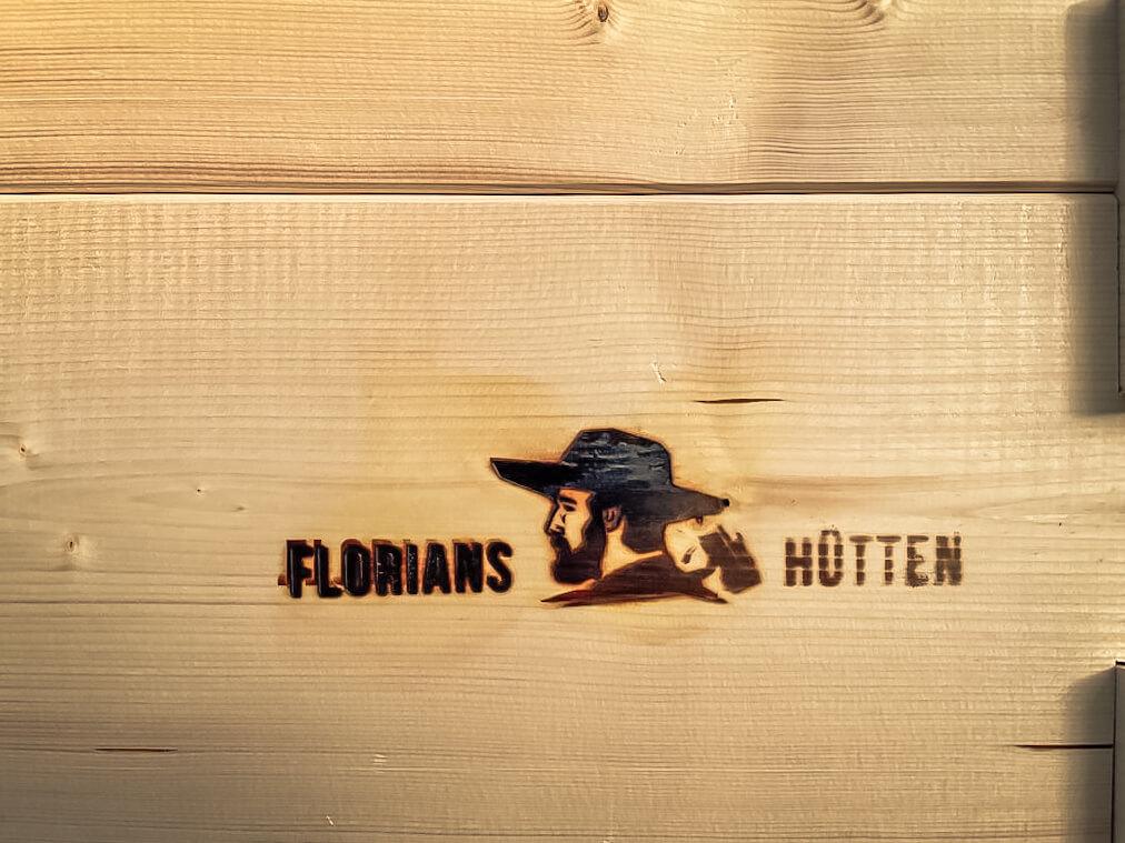 Florians Hütten Hochbeet